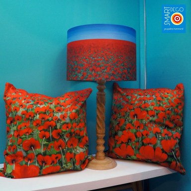 SmartDeco's contemporary art inspired home and giftware range from British artist and designer Jacqueline Hammond.