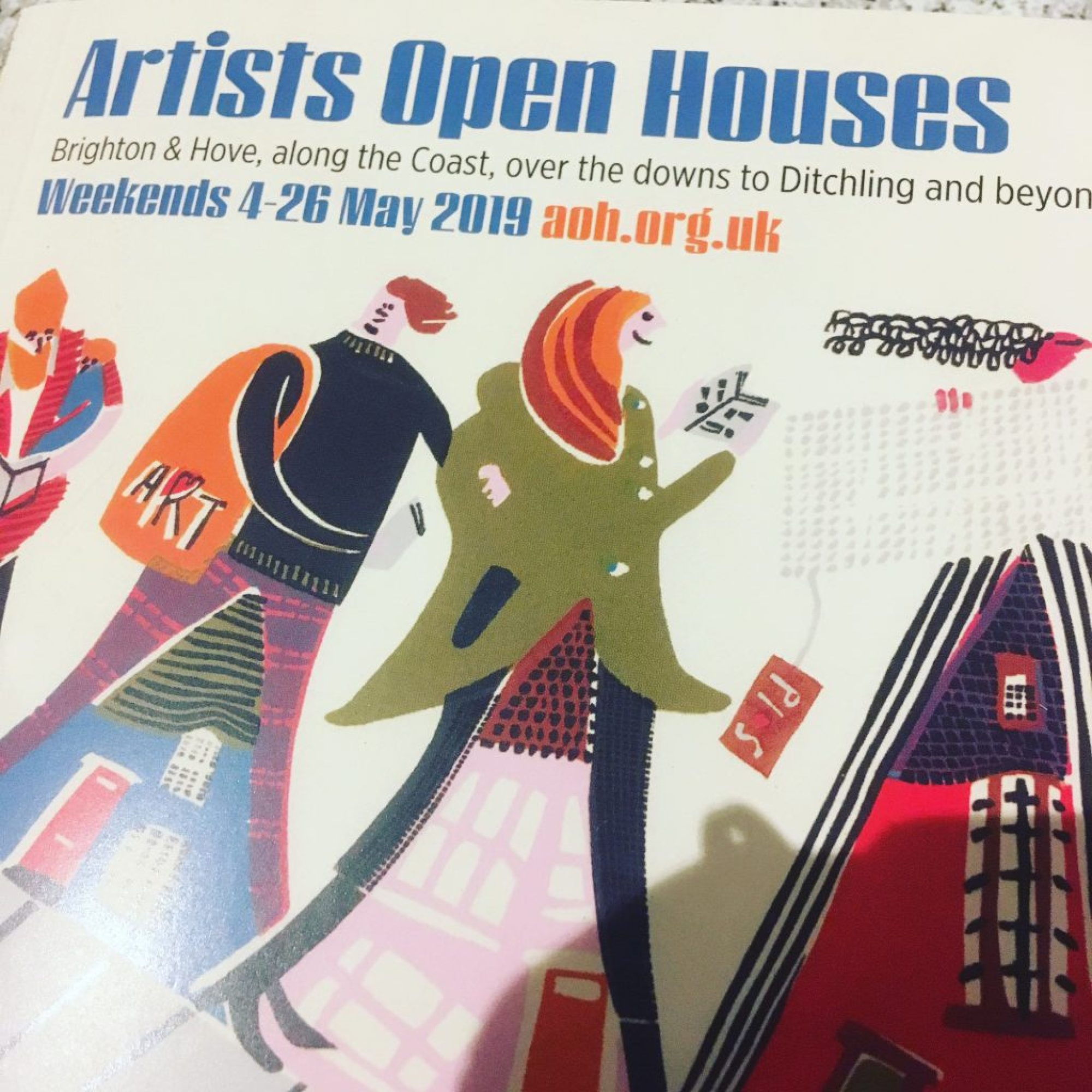 Artists Open Houses Brighton