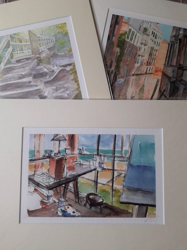 selection of giclee prints