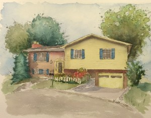 Simpson Dr painting3