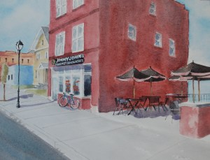 Jimmy John's Painting