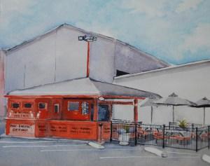 Stewarts painting