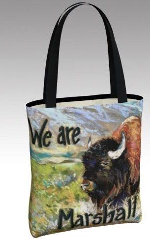 We Are Marshall Tote Bag