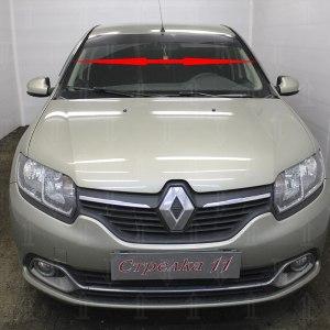 Водосток лобового стекла Renault Logan 2010-2014, 2014-2018, 2018-
