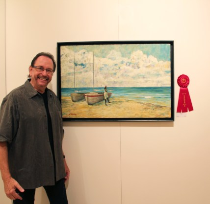 Gloria by Bill Kreutz Second Place Summer Exhibition