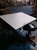 Alvin prof drafting table