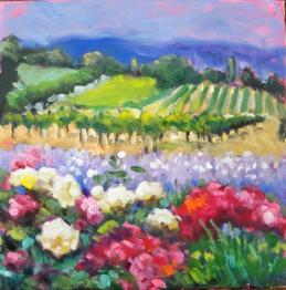 S Jenkins rose vineyard