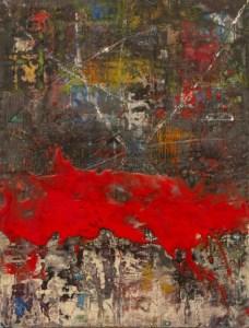 Kelly Williams - Rush of Truth 24x18 $950