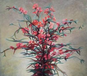 David Scott New Flowers l