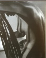 Model Resting - Joe Schwartz Photo Archive