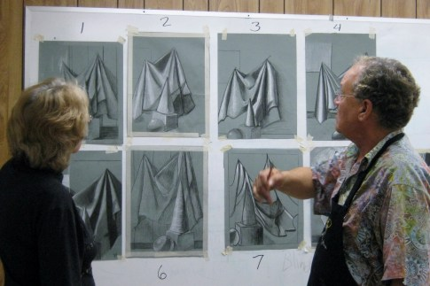 Larry Le Brane_Drawing 11, Art Central