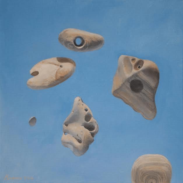 Oscar Pearson - Holey Rocks