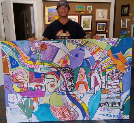 Carson w Shabang Canvas