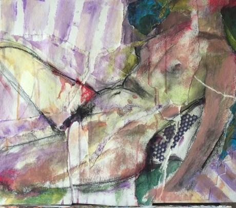 Melt Down - Patti Robbins 23x29