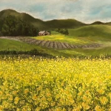 "Ji Li ""Los Osos Valley Spring"""