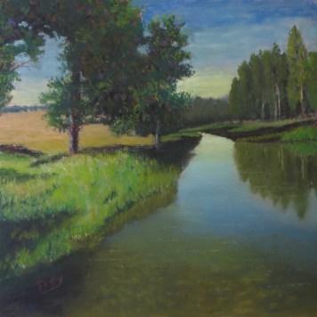Thomas Frey - At the Corner of Solitude and Meditation
