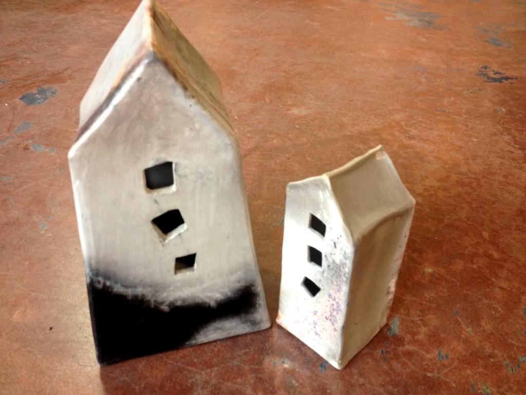 "Guyla Amyx ""Ceramic Houses"""