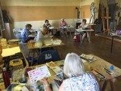 Artists in Workshop