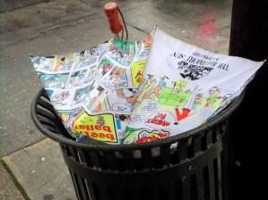 Kazad 2013, Laughter in the Trash Can. Photo: Kazeem Adeleke/Artcentron
