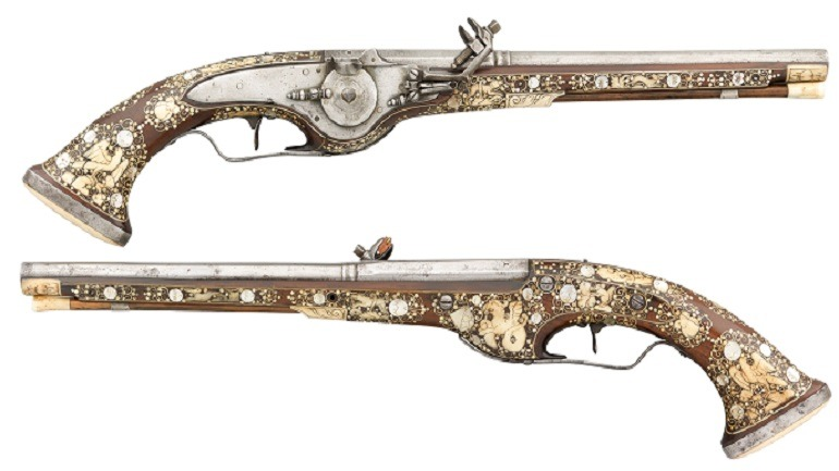 Antique Arms, Armour and Militaria Sale Achieves Delightful Result