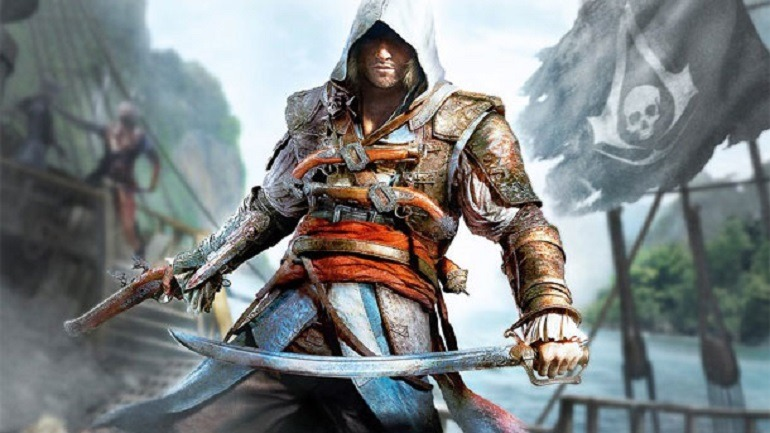 Assassin's Creed Game by Ubisoft. Courtesy of Ubisoft