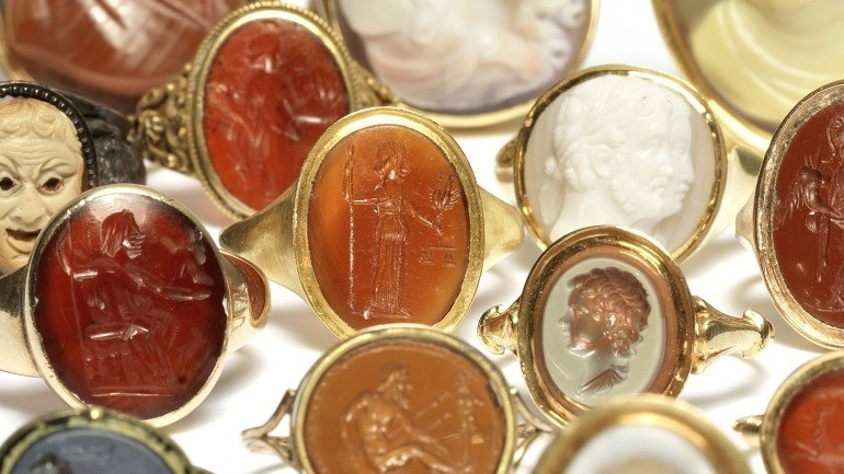 Fine Jewellery Sale at Bonhams Includes Engraved Cameo