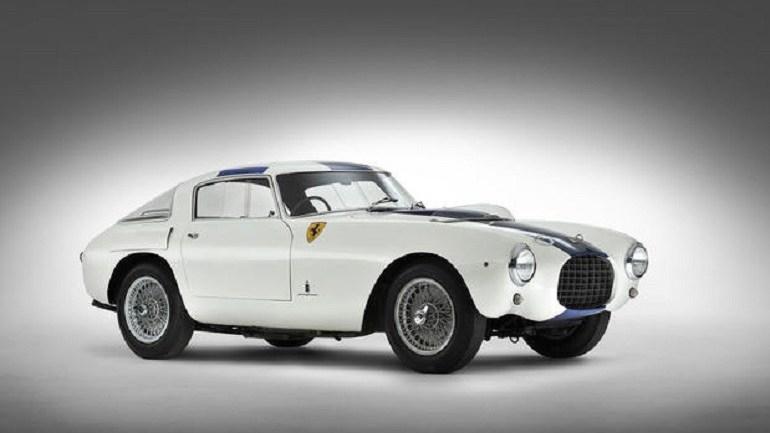 Ferrari Models Set World Auction Records at Bonhams