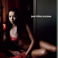 Book cover of Jane Hilton's Precious has the image of 'Miss Katerina Marie,' 2012. C-type Hand Print, edition of 7. 8 x 6.5 inc