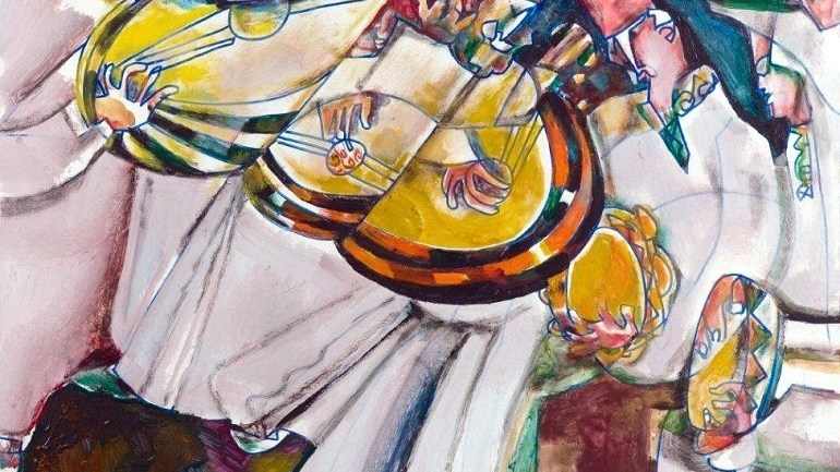 Egyptian Artist Celebrates Lifestyle and Culture in Egypt