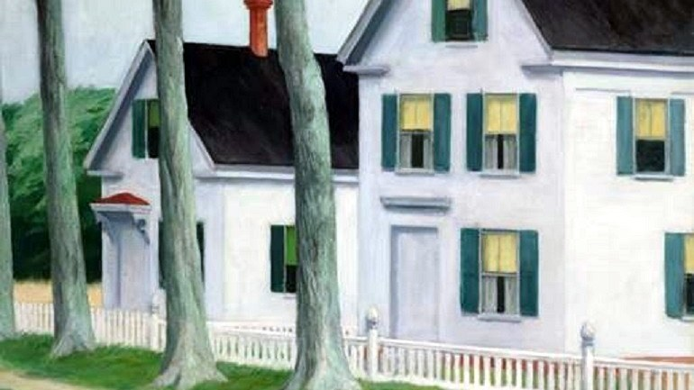 Edward Hopper Leads Christie's American Art Sale With 'Two Puritans'