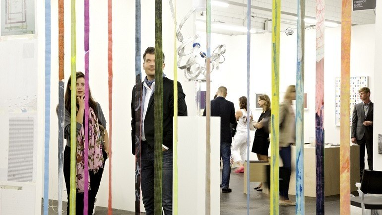 Volta Art Fair Ends in Basel With Great Applause