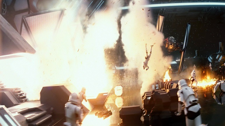 Force Awakens for New Star Wars Movie at Box Office