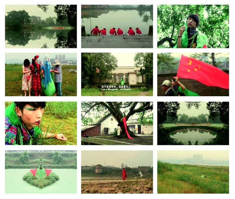 Image: Mongolism 2010 by Tao Hui is one of the examples of the short films to feature at Art Basel Hong Kong