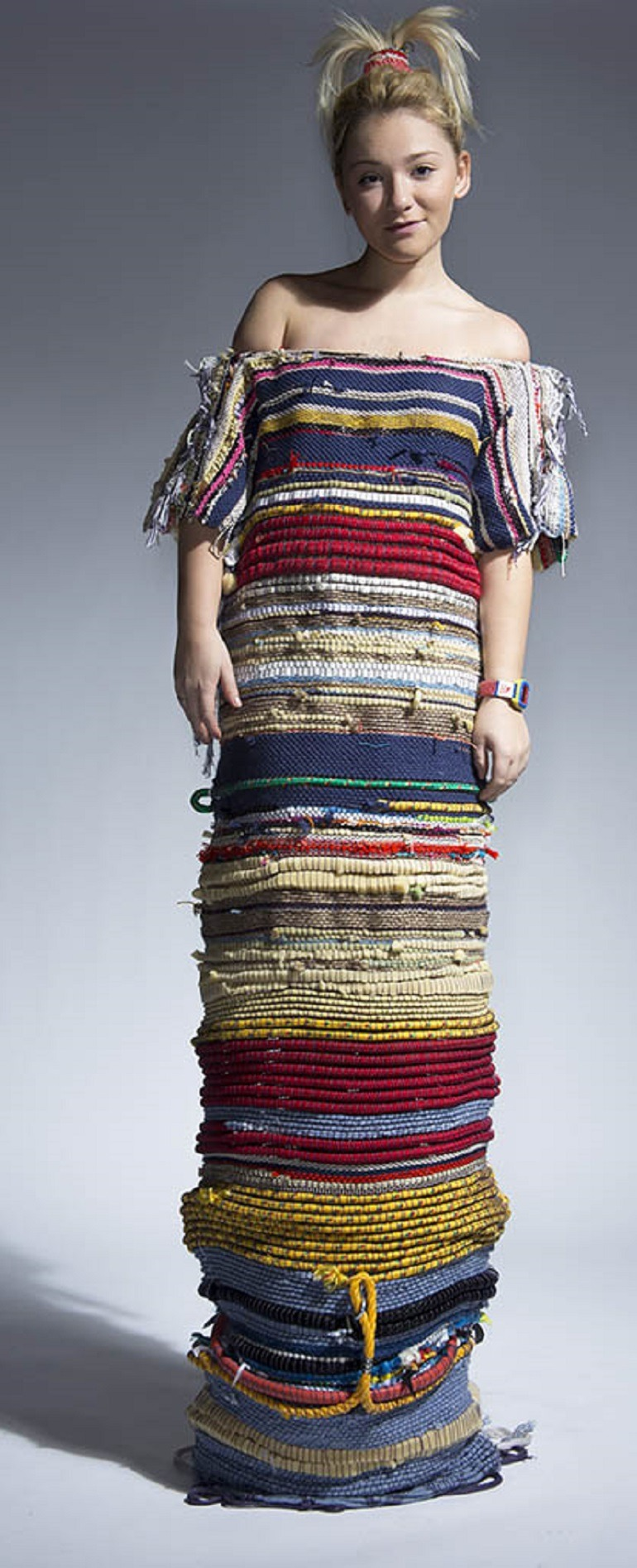 Image: Hannah Jeremiah's Sacs shows how MICA's young artists and designers are extending fashion boundaries