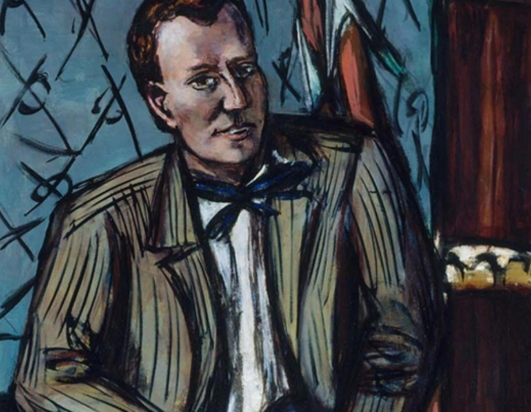 Image: Max Beckmann's Perry T. Rathbone 1948, is one of the paintings examining modern art history at the Museum of Fine Arts, Boston