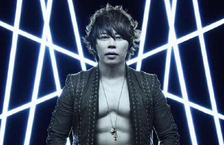 Image: T.M.Revolution, Takenori Nishikawa, a singer with ear-catching tunes combined with intriguing and irresistible live music performances will be at Otakon 2017