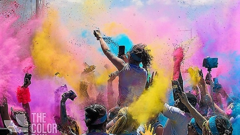 The Color Run Returns to Baltimore in Full Color