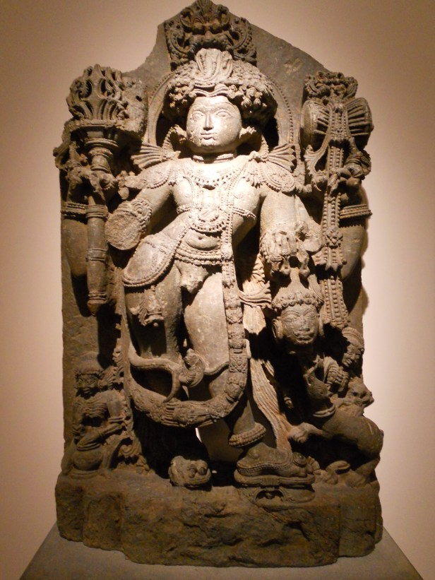 Siva bhairava, XIIIe siècle, musée Guimet