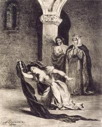Le chant et la folie d'Ophélie © Photo RMN-Grand Palais