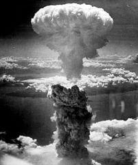Human survival - Nagasaki bomg