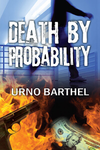 Mystery Novel Death By Probability Cover 200px