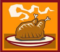 Holiday Diet The Print Shop roast turkey 200px
