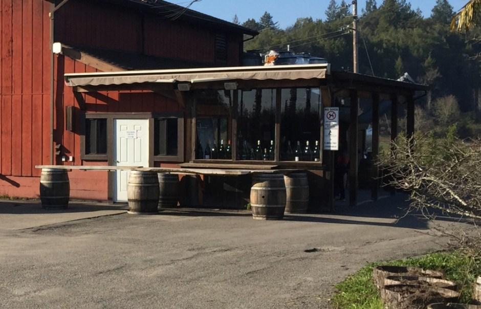 Iron Horse tasting rooms