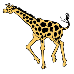 Giraffe sounds