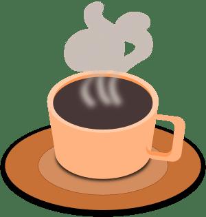metabolic rate - coffee