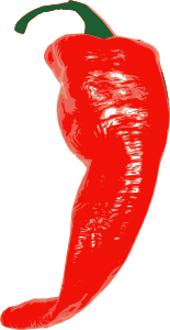 metabolic rate - red chili pepper
