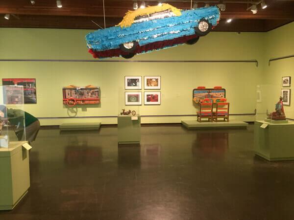 Santa Fe art - Museum of Art