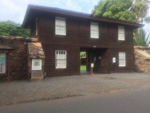 Lahaina Prison Museum