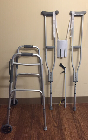 assistive devices for therapy