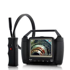 treasure hunt technology – snake camera